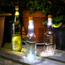 Светящаяся пробка 'Bottle light'