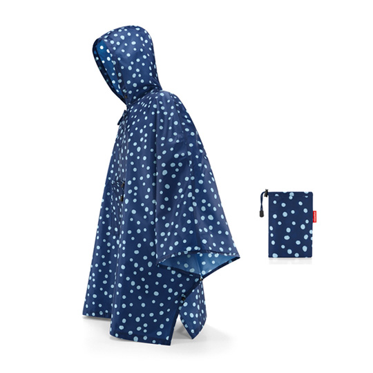 Дождевик 'Mini Maxi Dots'  / Spots Navy