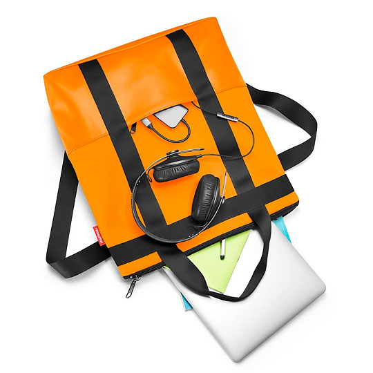 Рюкзак 'Daypack Canvas'  / Orange