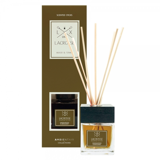 Аромат для дома 100 мл 'Lacrosse'  / Sandalwood and Bergamot