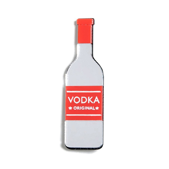 Брошь 'Vodka Original'