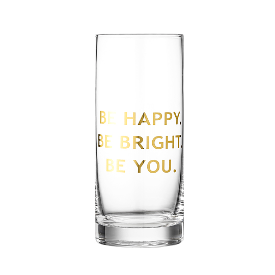 Стакан 'Be Bright, Be You'