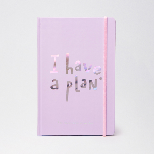 Планинг 'I have a plan'  / Violet